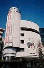 位於東京原宿的LaForet