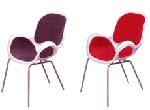 Karim Rashid設計的Oh Chair | from drezier's blog [設計營商周2006] dated 2006/9/25