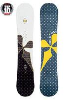 又或「戰國徽章」圖案滑雪板 | from drezier's blog [2006-2007年冬季新裝 II] dated 2006/11/19