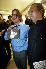 Marc Jacobs與村上隆