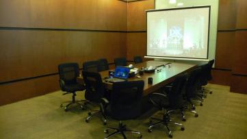Magnum China - Conference Room | from drezier's blog [Client's Headquarter in Guangzhou in Beijing] dated 2009/2/28