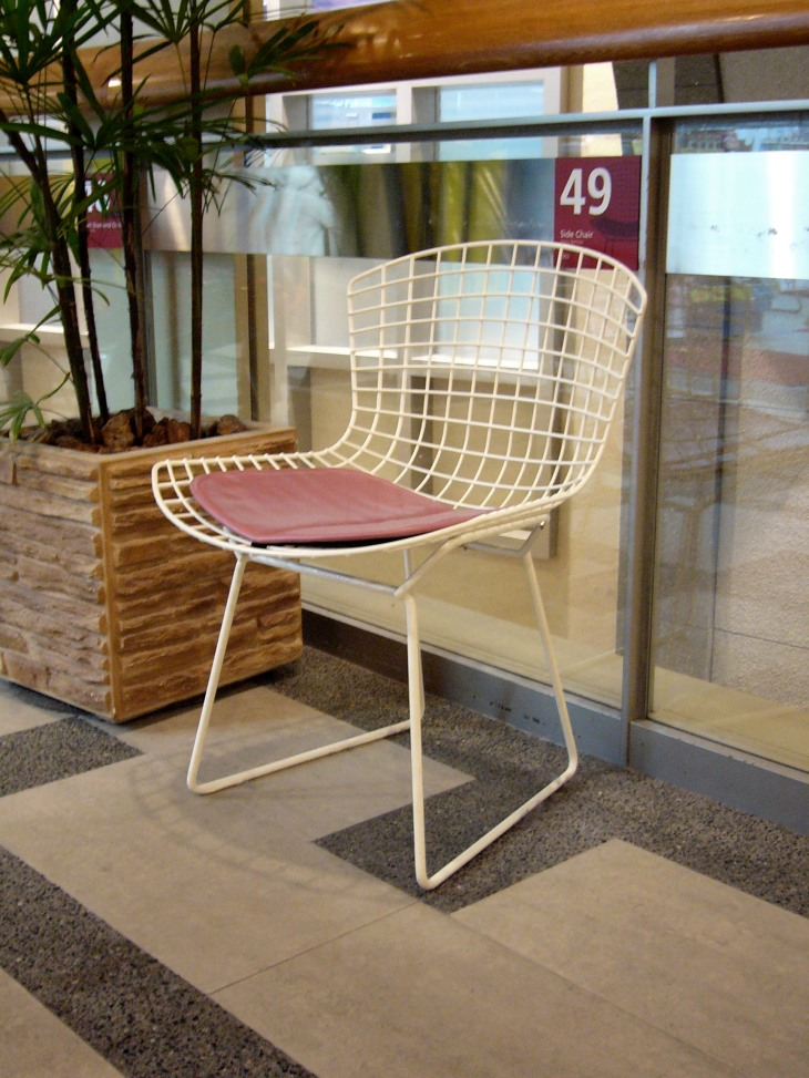 20th Century Masterpieces : : Side Chair 420C